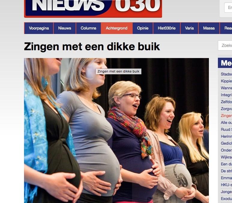 Interview op Nieuws030.nl